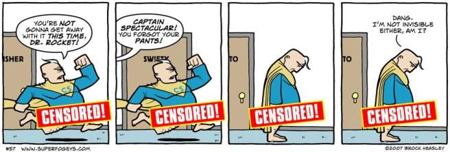 One of my favorite SuperFogeys strips.