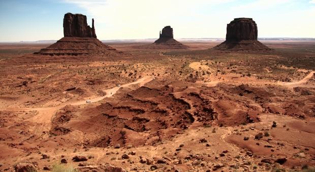 Utah, aka Mars